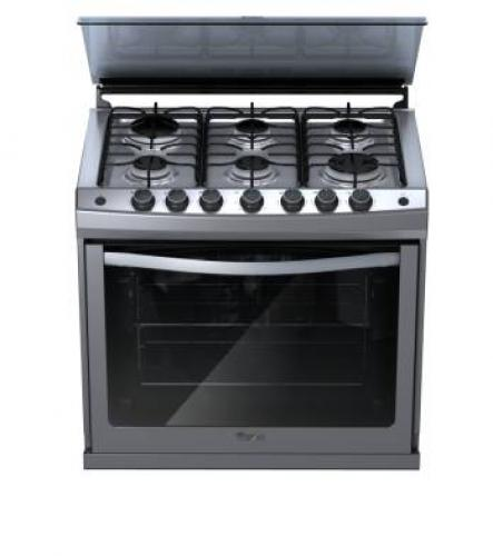 Estufa empotrable whirlpool we5850d baramart for Cocinas whirlpool modelos